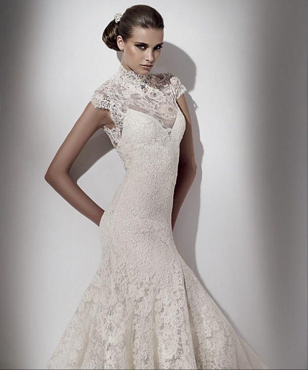 Dress Style - Column/Sheath - Weddings On Vitry